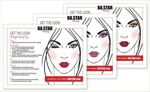 BA STAR Makeup | Get THe Look: Midnight Smokey Eye