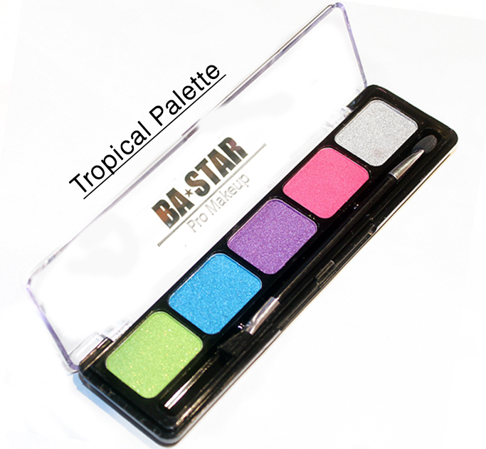 Tropical Eye Shadow Palette