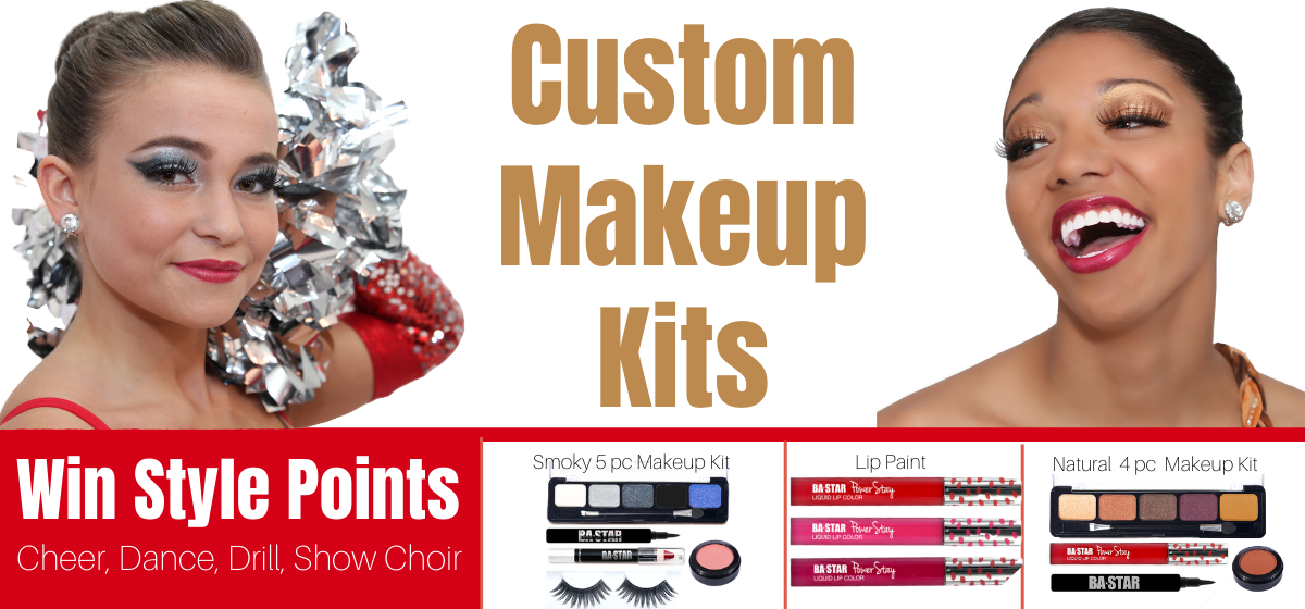 Custom Makeup Kit Glitter Kits